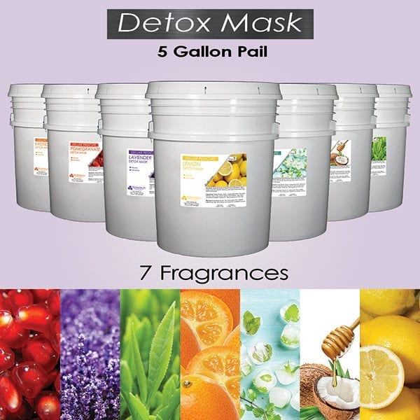 Detox Foot Mask 5 Gallon Pail Picture