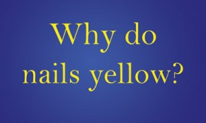 This blog is a simple explanation on why acrylic nails yellow and how to prevent it.